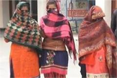3 women sent to jail for committing theft cases