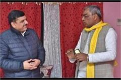 after owaisi rajbhar met sanjay singh said if truth is rebellion