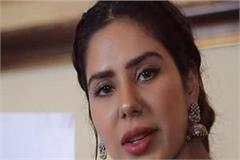 sonam bajwa became emotional about kisan andolan said  my grandfather