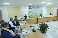 cm nitish launches first year program under agriculture program