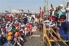 31st day of kisan agitation farmers closed delhi up border completely