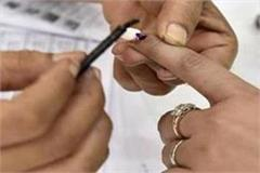 up mlc election more than 3 percent polling in rae bareli till 10 am