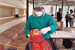corona virus break health department 24 positive 40 patients recovered