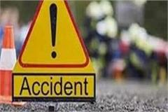 road accident employee working in private company dies