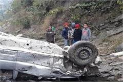 one killed in road accident near uppa on pandoh shivabdar road