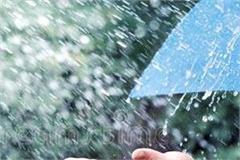 know when the rains will rain in una
