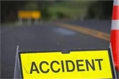 two people died after being crushed by a truck in nalanda