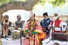 tansen s city will be decorated with musical notes