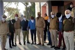 gangrape accused arrested