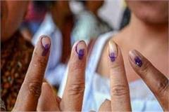 up 20 36 percent voting in 11 seats of mlc till 12 noon