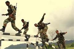 4 members of gang recruited in indian army based on fake documents