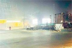 night curfew failed frequent incidents after 10 pm