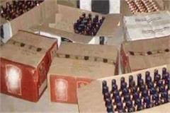 25 lakh laden liquor recovered on truck in sitamarhi