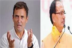 lathicharge on corona virus in bhopal rahul gandhi said shame shivraj ji
