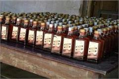 579 cartons of foreign liquor recovered during special operation