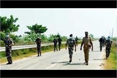 12 members of pfi may enter through nepal route