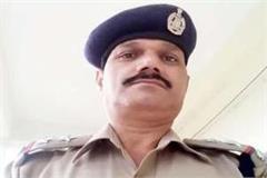 death of sub inspector pawan kumar