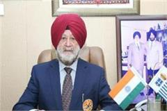 dr s p came in favor of the agitating farmers singh oberoi