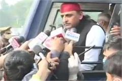 there is no corona protocol for bjp meetings anywhere in the country akhilesh