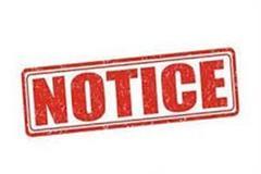 shimla private college principal record notice