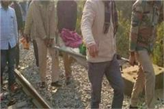 woman jumped in front of train with two daughters