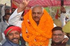pm parliamentary constituency sp s lal bihari yadav wins
