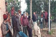 sibling dies in fire in aurangabad