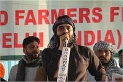 babbu mann in delhi border kisan andolan