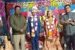 the bride and groom side was beaten up in a dispute