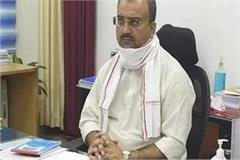 mangal pandey congratulates rcp singh