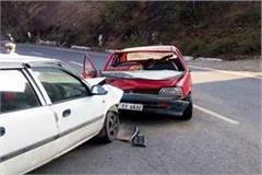 4 injured in car collision in durgaghati