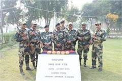 bsf got huge success crores of heroin recovered on india pak border