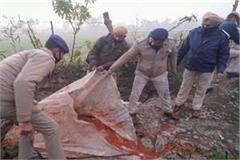 police again attacked liquor mafia in mand