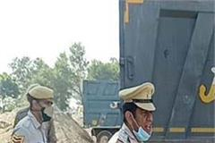 una-police-strict-on-illegal-mining-fined-so-many-lakh-rupees-till-now