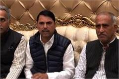 induraj narwal said bjp government passed black laws by lying