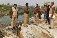 mirzapur dead bodies of three missing teenagers family feared murder