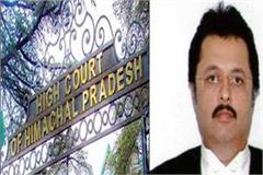 ravi vijay kumar malimath to be the senior most judge of highcourt