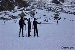 dharamshala kareri lake tourist rescue