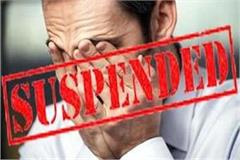 lekhpal who created fake certificate was suspended