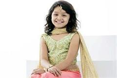 11 year old prachi is shining name in bollywood