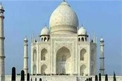 ten thousand tourists will now be able to see the taj mahal