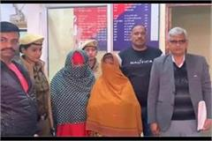 saas and bahu was doing drug business arrested with huge amount of hemp
