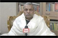 the vishwa hindu parishad attacked on congress party