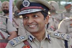punjab police finds control over gangster culture dgp