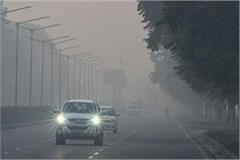 alert issued for weather in haryana