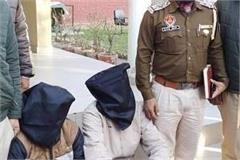 2 arrested in the murder case of councilor anwar in malerkotla