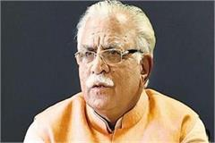 manohar lal and powerful now heads 17 departments
