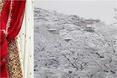snow halts army s wedding