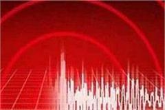 earthquake in shimla