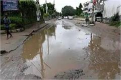 dirty water street sewerage overflow people troubles
